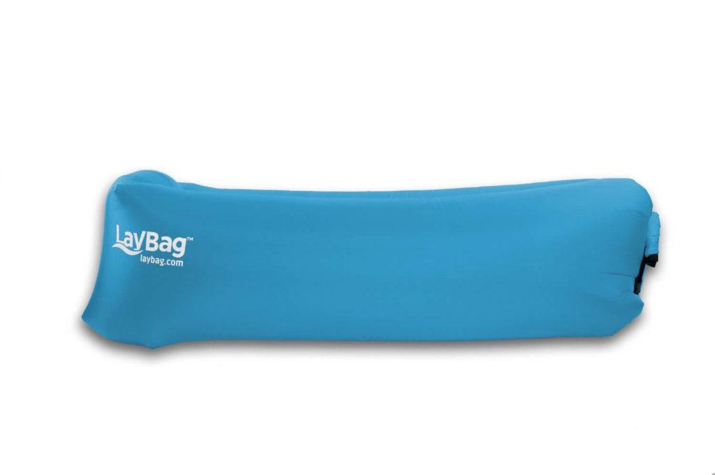 Laybag gefalltet blau