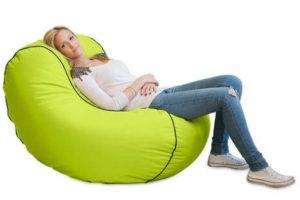 Lumaland Luxury Lounge Chair - Sitzsack Test - Sitzsack Vergleich - Sitzsack Indoor