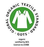 Lotuscrafts Meditationskissen und Yogakissen Organische Textilien Logo