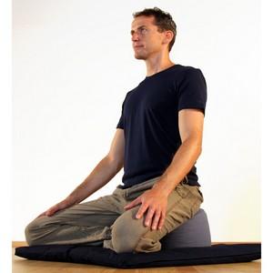 Meditationskissen und Yogakissen - Lotuscraft - GOTS zertifiziert