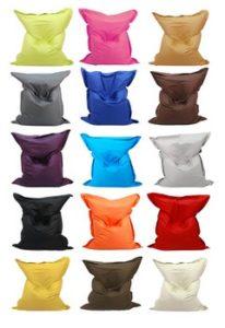 Kinzler S-1013727 XXL Riesensitzsack, 140x180 cm - viele verschiedene Farben - outdoor, wasserabweisend