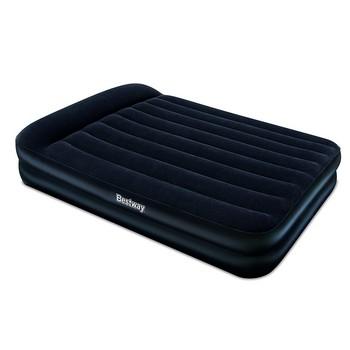 Bestway Luftbett Premium Plus mit eingebauter Pumpe für deinen Liegekomfort