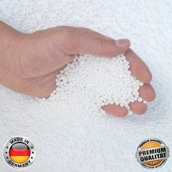 EPS Perlen höchste Premium Qualität Nachfüllpack Sitzsack Füllung - 100 Liter
