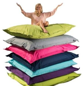 Lumaland Luxury Riesensitzsack XXL verschiedene Farben