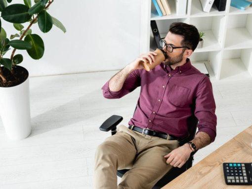 Chefsessel - Bürostuhl Test